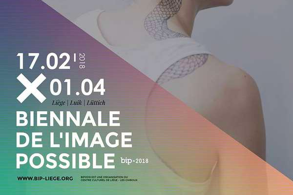 11e édition de la Biennale de l'Image Possible, 17/02/18 au 01/04/18